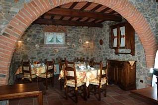 Toscane - Sala Colazioni