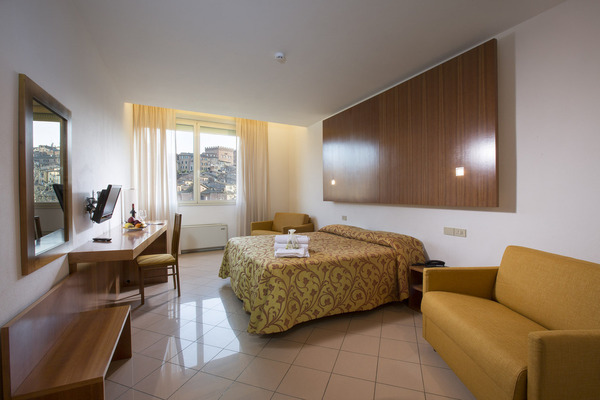 Toscane - Hotel Minerva - Hotel a Siena