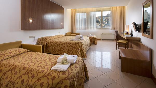 Toscane - Hotel Minerva - Hotel 3 stelle a Siena