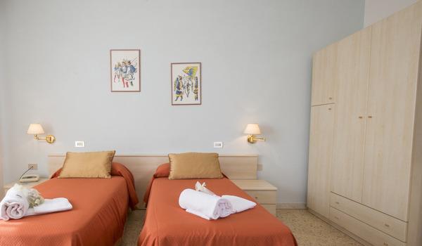 Toscane - Hotel Minerva - Hotel 3 stelle a Siena - Camera Doppia