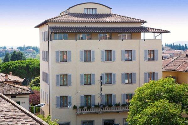 Toscane - Esterno Hotel