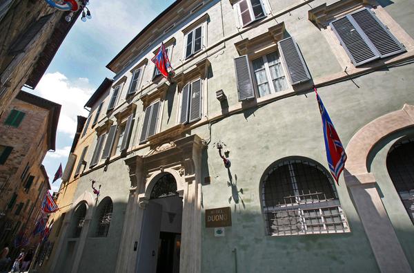 Toscane - Ingresso Hotel
