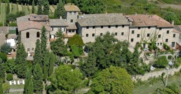 Toscane - Hotel Pescille - Foto Panoramica dell'Albergo