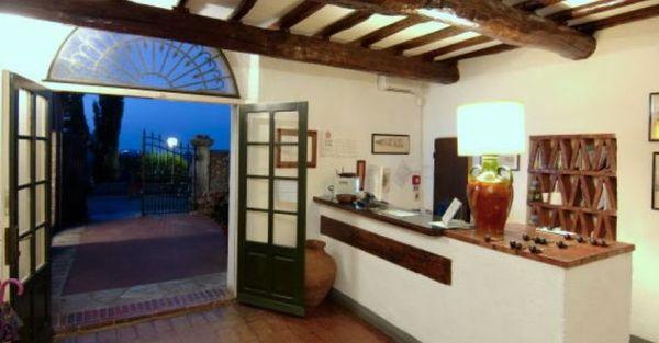 Toscane - Hotel Pescille - Hall