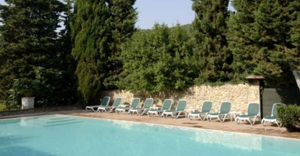 Toscane - Hotel Pescille - Piscina