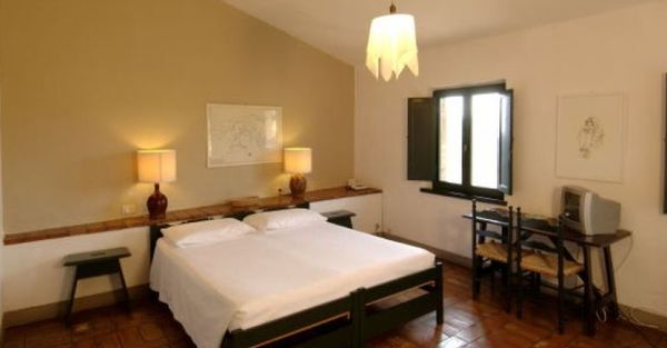 Toscane - Hotel Pescille - Camera Matrimoniale Charming