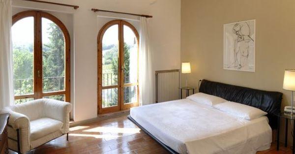Toscane - Hotel Pescille - Camera Matrimonale Suite