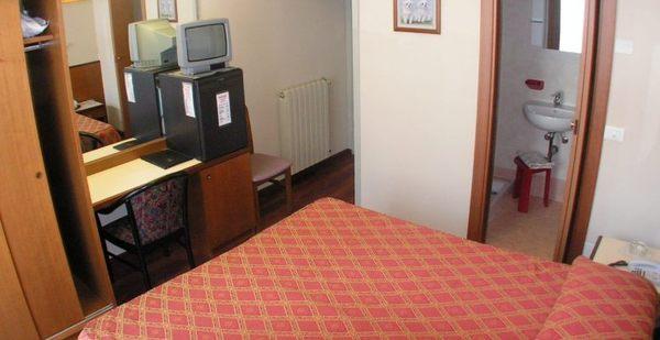 Toscane - Hotel La Vela - Camera - Lido di Camaiore (LU)
