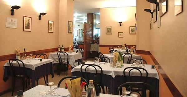 Toscane - Hotel La Vela - Ristorante Interno - Lido di Camaiore (LU)