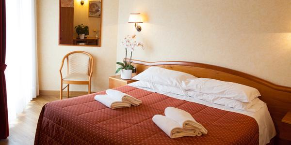 Toscane - Parc Hotel Poppi - Camera Doppia