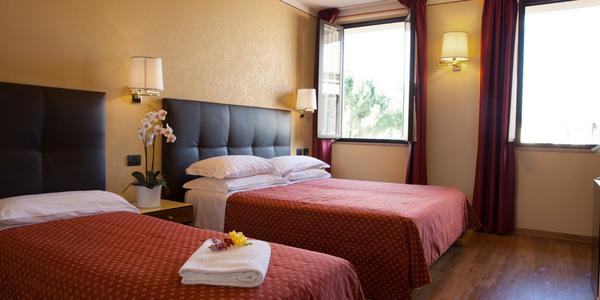 Toscane - Parc Hotel Poppi - Camera Tripla