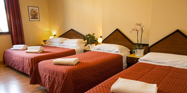 Toscane - Parc Hotel Poppi - Camera Family