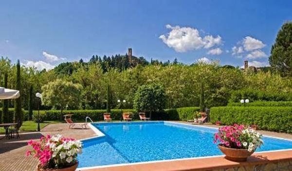 Toscane - Parc Hotel Poppi - Piscina