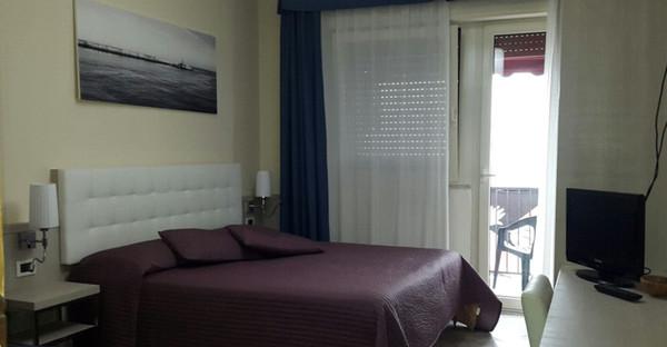 Toscane - HOTEL BELLA RIVIERA - Camere Matrimoniali - Viareggio (LU)