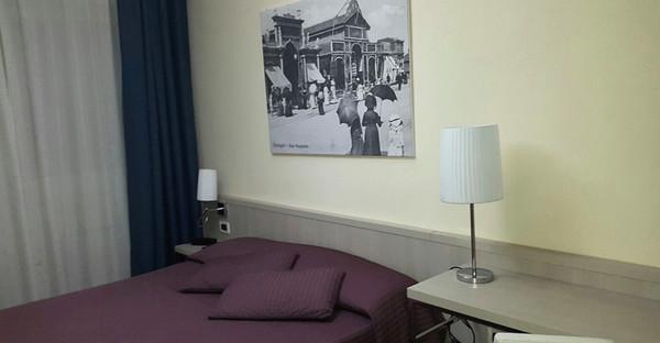 Toscane - HOTEL BELLA RIVIERA - Di Fronte al Mare della Versilia - Viareggio (LU)
