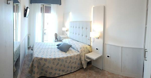 Toscane - HOTEL BELLA RIVIERA - Camere di Fronte al Mare della Versilia - Viareggio (LU)