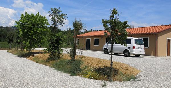 Toscane - Agri Campeggio Ai Linchi - Sant'Alessio, LUCCA - Struttura Ricettiva Nuovissima