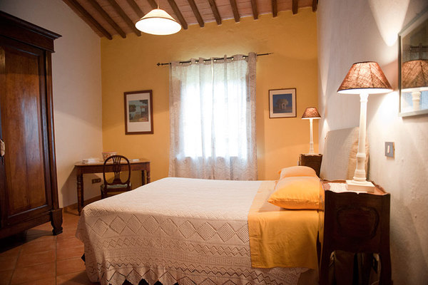 Toscane - Le Tagliate Bed & Breakfast - Camera Violetta